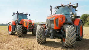 Tractor Donation