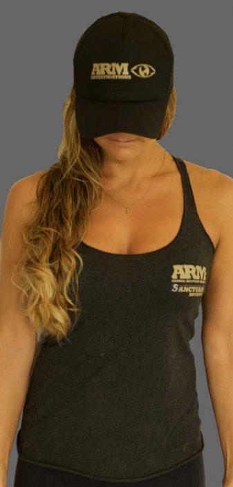 womens racerback t-shirt