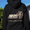 ARM Hoodie back